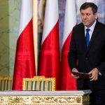 Sommer im politischen Polen