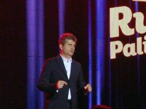Janusz Palikot auf einem Parteikongress (2012) // (cc) Lars Leschewitz [CC BY-NC-ND 3.0] / www.polen-heute.de