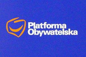 Bürgerplattform-Logo im Sejm // (cc) Lukas Plewnia / Polen Heute [CC BY-SA 2.0] / Flickr