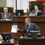 Debatte über Abberufung des Gesundheitsministers