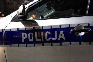 Polnische Polizei