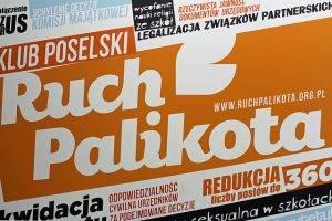 Die Vorgängerpartei von Deine Bewegung: Palikot-Bewegung // (cc) Lukas Plewnia / polen-heute.de [CC BY-SA 2.0] / Flickr