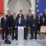 Kopacz: Neue Regierung bekannt gegeben