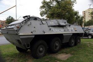 Panzer aus den 1980er Jahren