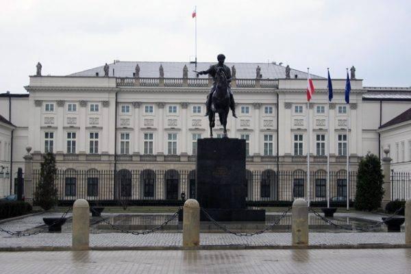 Präsidentenpalast in Warschau // (cc) (cc) Lars Leschewitz / Polen Heute [CC BY-SA 3.0]