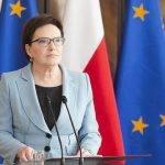 Ewa Kopacz über die Sicherheit polnischer Grenzen