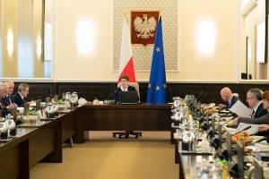 Sitzung des Ministerrates