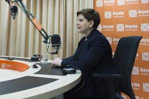 Interview mit Beata Szydlo