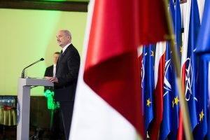 Verteidigungsminister Antoni Macierewicz // (cc) Kancelaria Premiera [Public Domain Mark 1.0]
