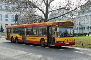 Warschauer Bus