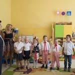 Polnische Schüler zurück in den Schulen