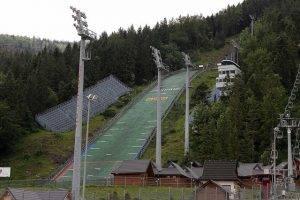 polen-skispringen