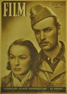 Cover des polnischen Magazin Film mit Zakazane Piosenki