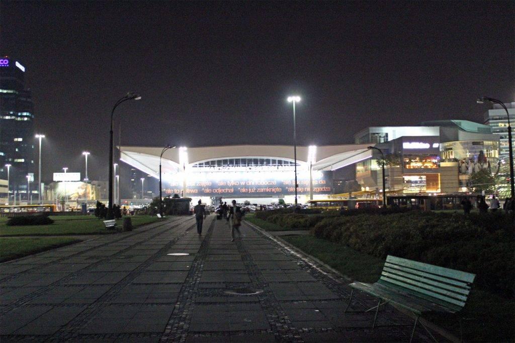 Warschauer Hauptbahnhof